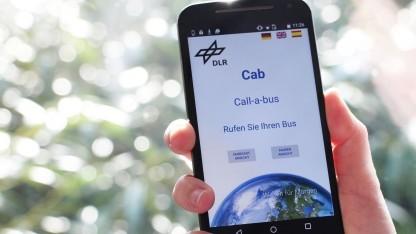 App zum Rufen des Busses: keine Leerfahrten mehr