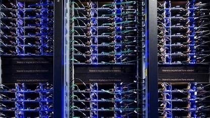 Facebook-Server in Schweden: Nano Server sind vor allem für große Rechenzentren gedacht.