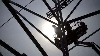 Ein neuer Sendeturm der Telekom für DVB-T2 und DAB+ wurde unlängst errichtet.