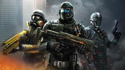 Artwork von Modern Combat 5