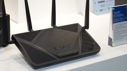 Der zweite Synology-Router soll bis Ende 2016 erscheinen.