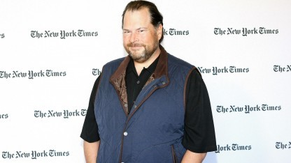 Salesforce-Chef Marc Benioff