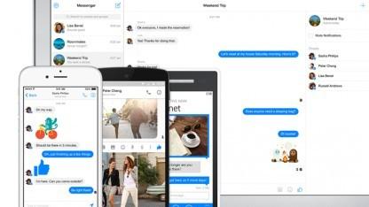 Die Spracherkennung von Facebook ist sinnvoll für Bots im Messenger.