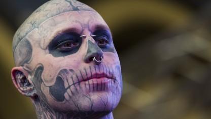 Tattoos sagen einiges über ihren Träger aus.