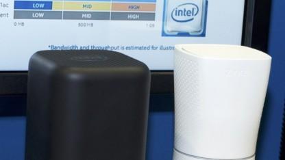 Intels Atom-Prozessor findet sich in diesen WLAN-Router-Designs.