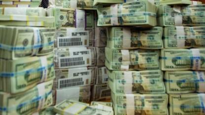 Mit Ransomware verdienen vor allem die Hintermänner viel Geld.