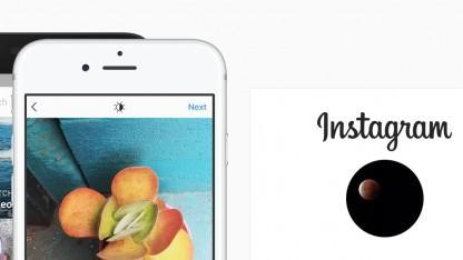 Instagram ändert die Sortierung der Anzeige von Inhalten.