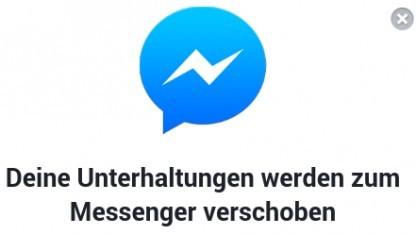 An Facebooks Messenger führt bald kaum mehr ein Weg vorbei.