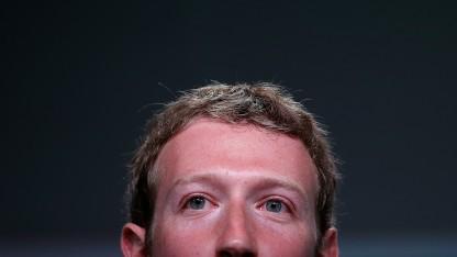 Mark Zuckerberg steht im Fokus der Münchener Staatsanwaltschaft.