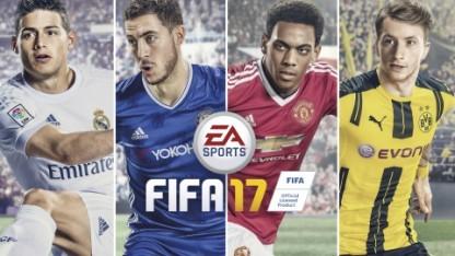 Artwork von Fifa 17
