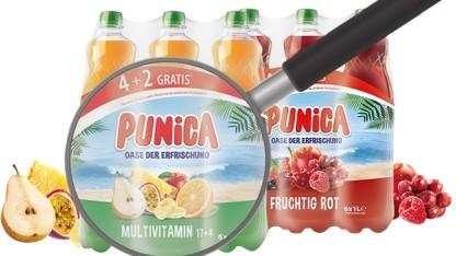 Der Getränkehersteller Punica hat illegal Daten in die USA übermittelt.
