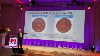 Docsis 3.1 von Huawei