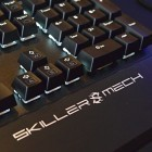 Skiller Mech: Sharkoons mechanische Tastatur kostet nur 60 Euro
