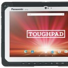 Toughpad FZ-A2: Panasonic stellt Ruggedized-10-Zoll-Tablet mit Android vor