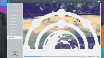 Die User Edition von KDE Neon gilt nun als stabil.