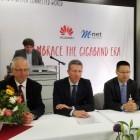 Huawei: M-Net will Upload mit G.fast stark erhöhen