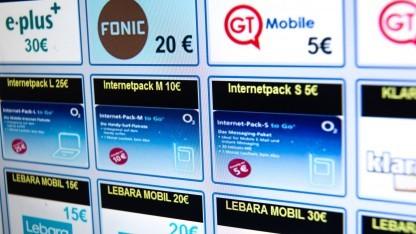 Terrorismus-Abwehr: Prepaid-SIM-Karten gibt es bald nur noch mit Personalausweis.