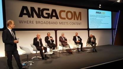 Die letzte Runde auf der Anga Com 2016