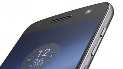 Wird ohne monatliche Sicherheitsupdates auskommen müssen: Motorolas Moto Z