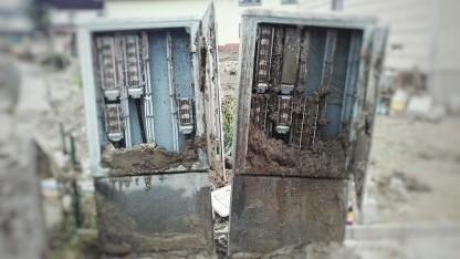 Simbach am Inn: Schadensbild