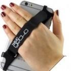 Tablet Gecko: Klettband schnallt Smartphones ans Handgelenk