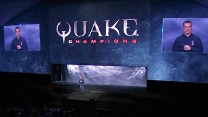 Pressekonferenz von Bethesda auf der E3 2016