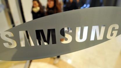 Samsung arbeitetet an Smartphones mit biegbarem Display.