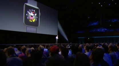 Apple zeigt WatchOS 3.