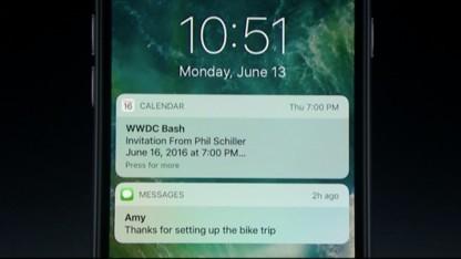 iOS 10 Beta 2 für Teilnehmer des Apple-Seed-Programms erschienen