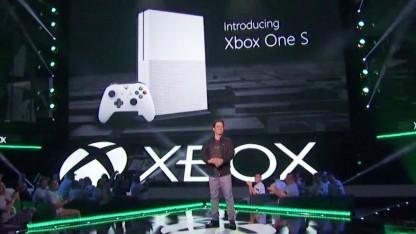 Pressekonferenz von Microsoft auf der E3 2016