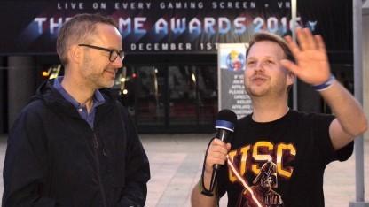 Peter Steinlechner und Michael Wieczorek auf der E3 2016