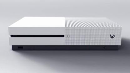 Rendering der Xbox One S