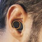 Verveones: Wasserresistentes Bluetooth-In-Ear-Headset ohne Kabel