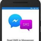 Update: Facebook Messenger wird zur SMS-App