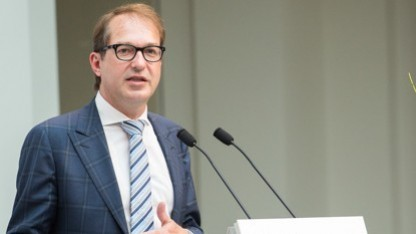 Bundesinfrastrukturminister Alexander Dobrindt