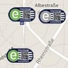 Elektroautos: Kartendienst Here zeigt freie Ladestationen an