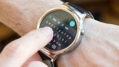 Android Wear 2.0 auf einer Huawei Watch