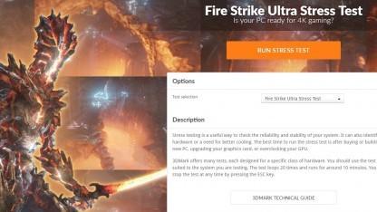 Fire-Strike-Stresstest