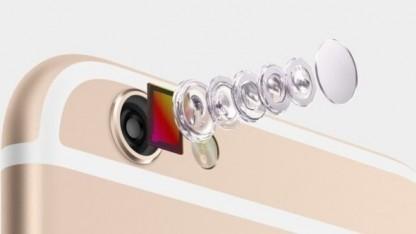Kamera des iPhone 6S