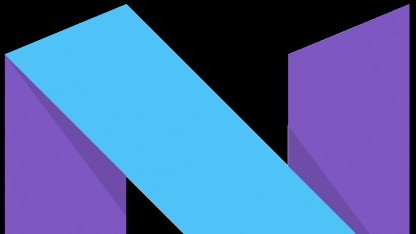 Googles Android-N-Logo