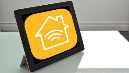 Homekit soll das iPad zur Zentrale des Hauses machen.