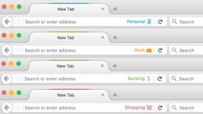 Nightly-Versionen des Firefox-Browsers erleichtern den Umgang mit mehreren Accounts eines Dienstes.