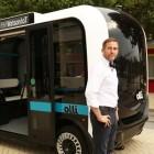 Autonomes Fahren: Der Bus Olli braucht keinen Fahrer