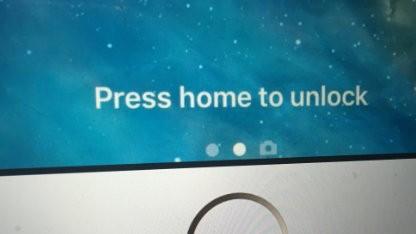 Slide to Unlock gibt es nicht mehr.