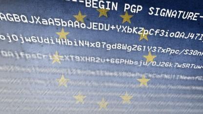 Bürgerfreundliche E-Mail-Verschlüsselung scheint in Brüssel keine hohe Priorität zu haben.