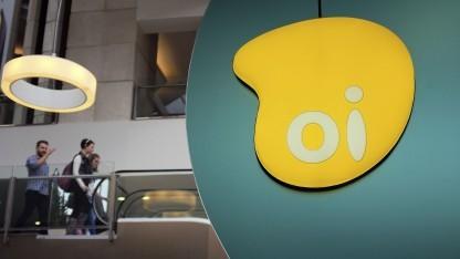 Das Logo von Oi