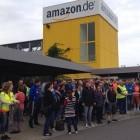 Onlinehandel: Heute sind fünf Amazon-Standorte im Streik