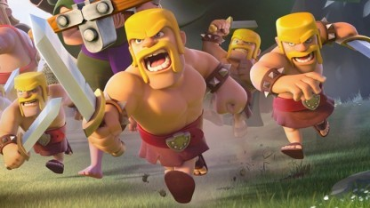 Artwork von Clash of Clans