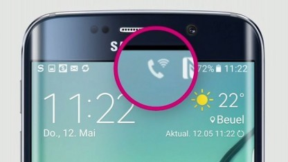 Wi-Fi Calling aktiviert