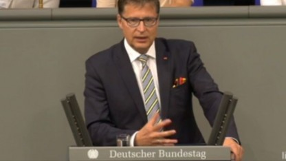 Der CDU-Abgeordnete Jens Koeppen wirbt für die Pläne der Koalition.
